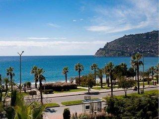 Resitalya Hotel in Alanya, Türkische Riviera