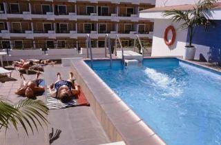 Apartamentos Park Plaza & Hotel Tropical in Puerto de la Cruz, Teneriffa